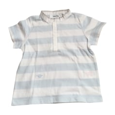 Polo BABY DIOR Blue, navy, turquoise