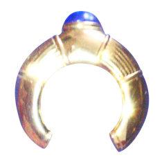 Broche BOUCHERON Doré, bronze, cuivre