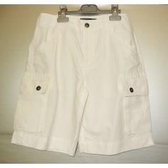 Bermuda Shorts RALPH LAUREN White, off-white, ecru