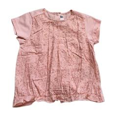 Blouse BABY DIOR Pink, fuchsia, light pink