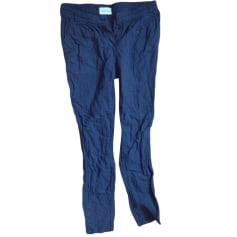 Sarouel AMERICAN VINTAGE Bleu, bleu marine, bleu turquoise
