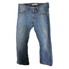 Jeans Pas Cut De amp; Boot Videdressing Luxe Marque Évasés Homme Cher O8wryHTq18