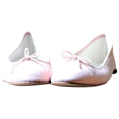 Ballerines REPETTO Rose, fuschia, vieux rose