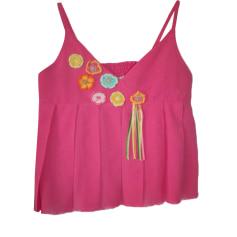 Top, T-shirt DIOR Pink, fuchsia, light pink