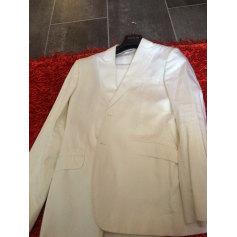 Costume complet D&G Blanc, blanc cassé, écru