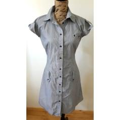 Robe courte FAIRLY Gris, anthracite