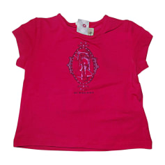 Top, T-shirt BURBERRY Pink, fuchsia, light pink