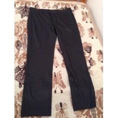 Pantalon de costume ZARA Noir