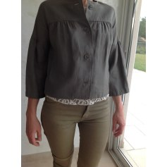 Tailleur pantalon ARMAND BASI Kaki