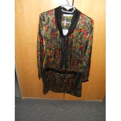 Robe courte BILLTORNADE Multicouleur