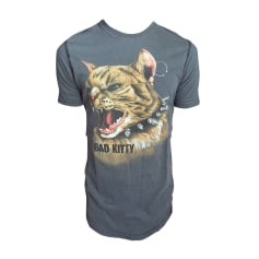 T-Shirts DSQUARED2 Grau, anthrazit