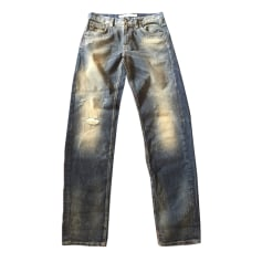 Jeans droit French Connection  pas cher