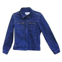 Blouson en jean MARLBORO CLASSICS Bleu, bleu marine, bleu turquoise