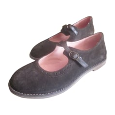 Ballet Flats JACADI Brown