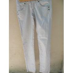 Pantalon droit XX  pas cher