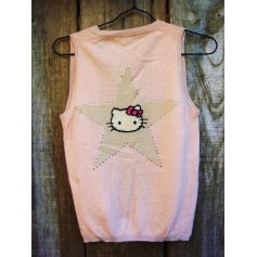 Gilet, cardigan HELLO KITTY BY VICTORIA COUTURE Rose, fuschia, vieux rose
