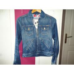 Jacket LE TEMPS DES CERISES Blue, navy, turquoise