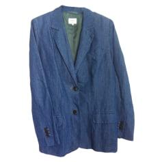 Blazer, veste tailleur BELLEROSE Bleu, bleu marine, bleu turquoise