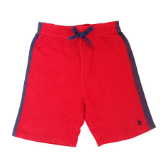 Bermuda Shorts RALPH LAUREN Red, burgundy