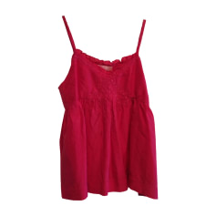 Top, Tee-shirt ESCADA Rose, fuschia, vieux rose