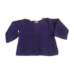 Pullover BONTON Violett, malvenfarben, lavendelfarben