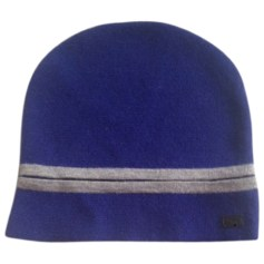 Beanie DIOR Blue, navy, turquoise