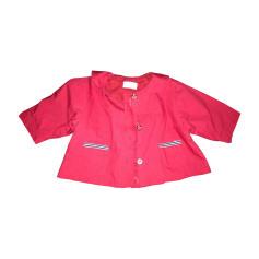 Jacket JACADI Red, burgundy