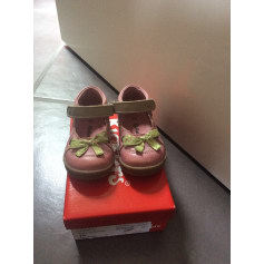 Velcro Shoes KICKERS Pink, fuchsia, light pink