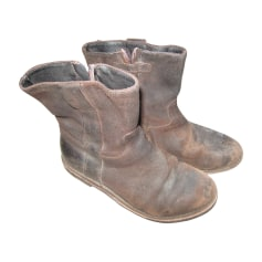 Bottines BONPOINT Marron