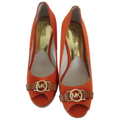 Peeptoes MICHAEL KORS Orange
