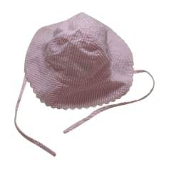 Hat RALPH LAUREN Pink, fuchsia, light pink