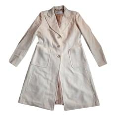 Manteau BANANA REPUBLIC Blanc, blanc cassé, écru