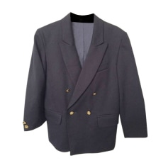 Jacket BURBERRY Blue, navy, turquoise