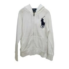 Strickjacke, Cardigan DKNY Weiß, elfenbeinfarben