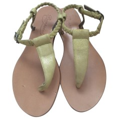 Sandals BONPOINT anis