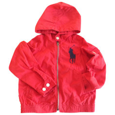 Jacket RALPH LAUREN Red, burgundy