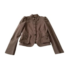 Jacket JUST CAVALLI Beige, camel