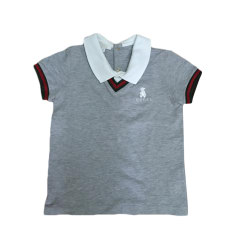 Polo GUCCI Gris, anthracite