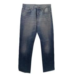Jeans très evasé, patte d'éléphant REPLAY Bleu, bleu marine, bleu turquoise