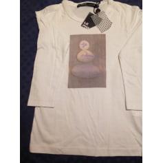T-shirt LE PHARE DE LA BALEINE White, off-white, ecru