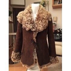 Coat DKNY Brown