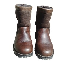 Boots UGG Brown