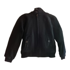 Zipped Jacket BONPOINT Black