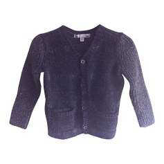 Vest, Cardigan BONPOINT Gray, charcoal
