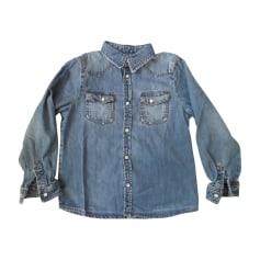 Shirt BONPOINT Blue, navy, turquoise