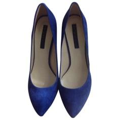 info pour 0040c 2fd29 Chaussures Zara Femme : Chaussures jusqu'à -80% - Videdressing