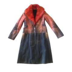 Coat JUST CAVALLI Orange