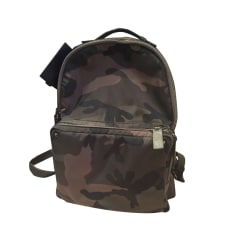 Backpack VALENTINO Khaki