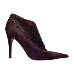 Bottines & low boots à talons ALAÏA Imprimés animaliers