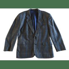 Veste de costume BURTON Bleu, bleu marine, bleu turquoise